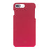 F360 Leder Back Cover Case Apple iPhone 7 Plus / iPhone 8 Plus - Floater Red