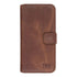 Wallet Folio Case met ID gleufje Samsung Galaxy S7 -  Antic Brown