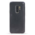 Leder Ultra Cover Snap On Back Cover Samsung Galaxy S9 PLUS - Vegetal Dark Blue