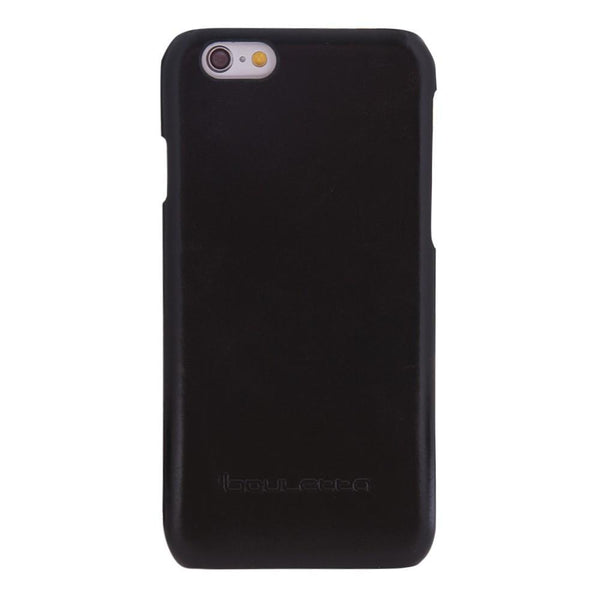 Ultimate Jacket Leder Phone Case Apple iPhone 6 / 6S Rustic Black
