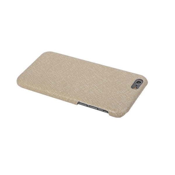 Ultimate Jacket Leder Phone Cases Apple iPhone 6 Plus / 6S Plus - Saffiano Grey