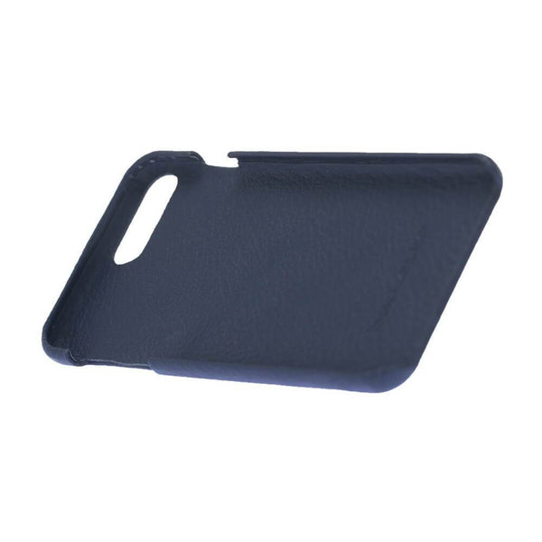 F360 Leder Back Cover Case Apple iPhone 7 Plus - Floater Dark Blue