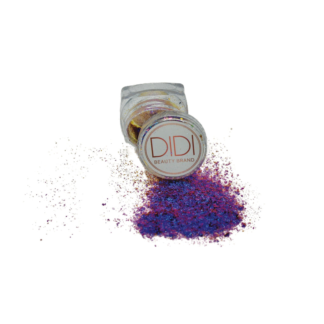 Galaxy Flakes Pigment | Chameleon Shimmering Flakes | Sparkling Pigment for Eyes | Shimmer Glitters Pigment
