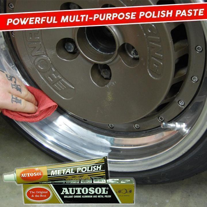 All-purpose Metal Polish Paste