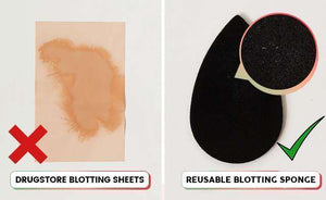 Reusable Blotting Sponge