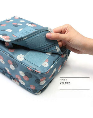 Easy Hanging Toiletry Travel Bag