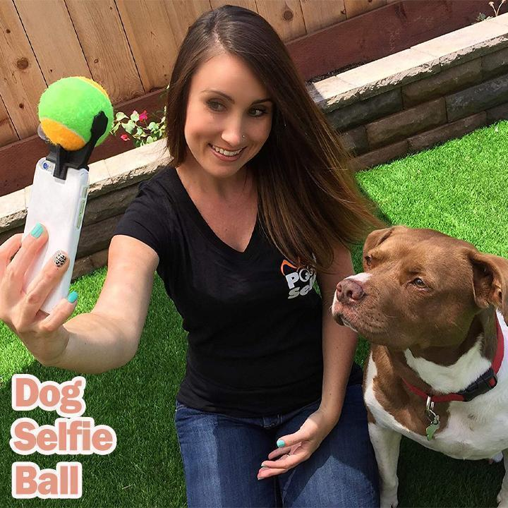 Dog Selfie Ball