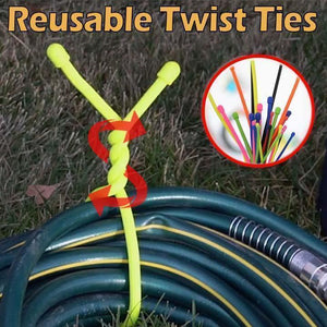 Reusable Twist Ties