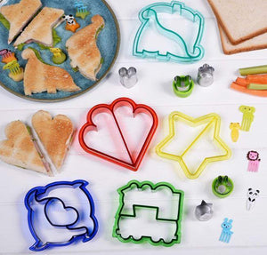 DIY Sandwiches Cutter Mould