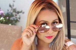 Avoalre Aviator Fashion Women Pink Sunglasses-3