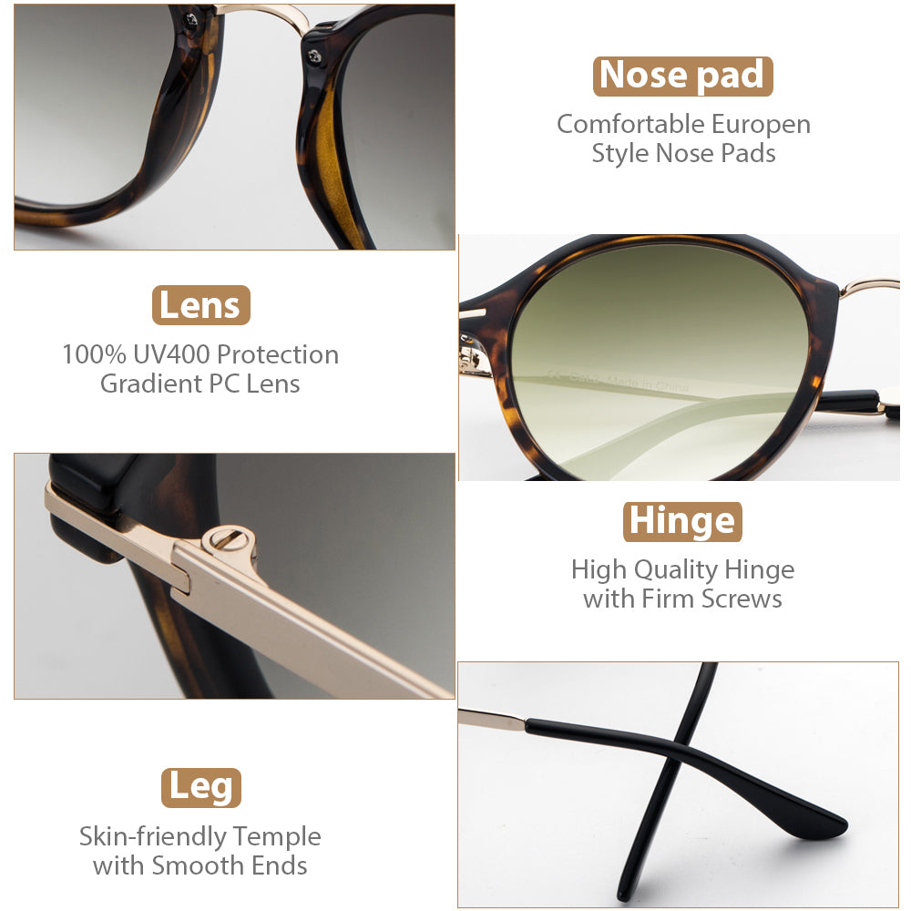 retro brown sunglasses shades eyewear 2019 summer autumn quality uv protection best fashion trendy (2)