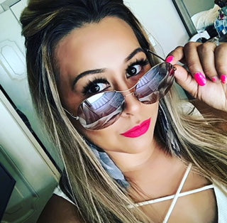 Avoalre Aviator Fashion Women Pink Sunglasses