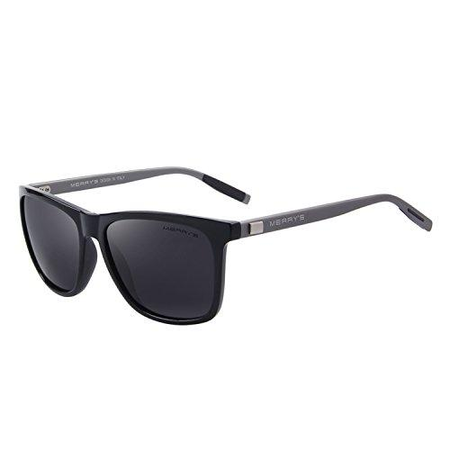 Vintage Unisex Polarized Aluminum Sunglasses for Men/Women -10