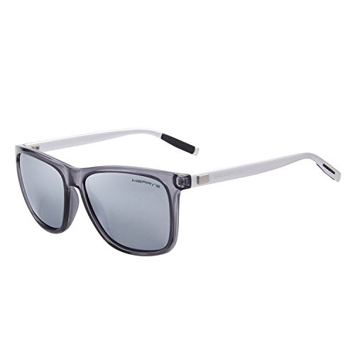 Vintage Unisex Polarized Aluminum Sunglasses for Men/Women
