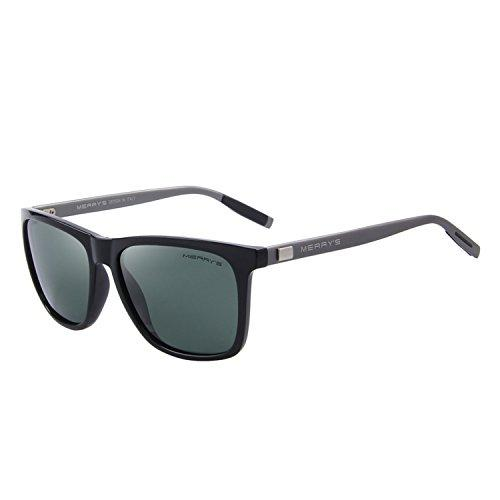 Vintage Unisex Polarized Aluminum Sunglasses for Men/Women -6