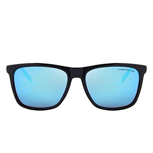 Vintage Unisex Polarized Aluminum Sunglasses for Men/Women -9