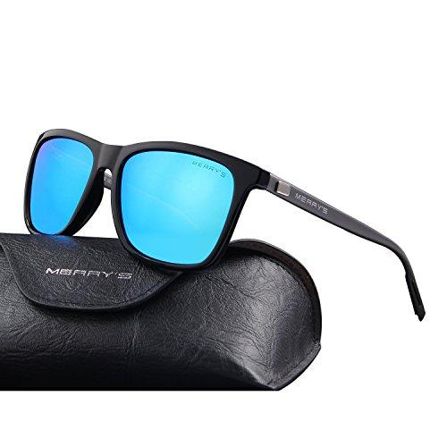 Vintage Unisex Polarized Aluminum Sunglasses for Men/Women -8