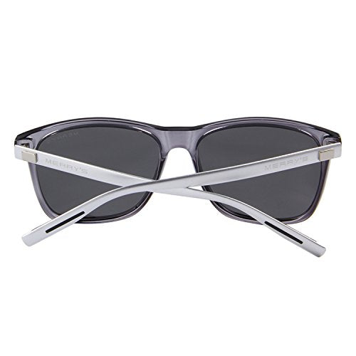 Vintage Unisex Polarized Aluminum Sunglasses for Men/Women -4