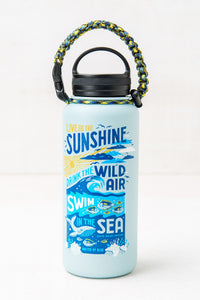 Swim in the Sea 32 oz. Bottle