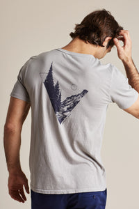 Tree Angle Pocket Tee