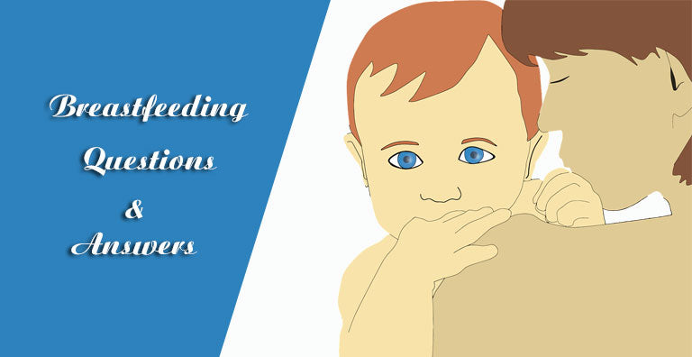 10 Common Breastfeeding Questions and Answers