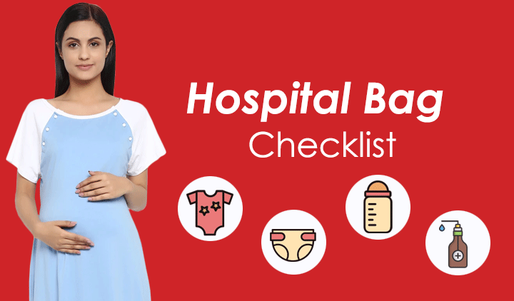 The Ultimate Hospital Bag Checklist for Mom and Baby