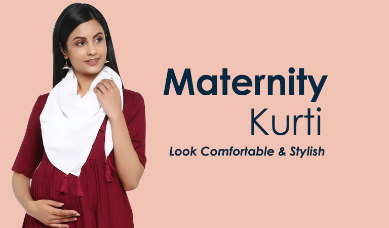 Maternity Kurti – Flaunt Your Bump with Style and Comfort