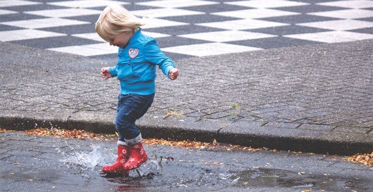 6 Survival Tips to Keep Your Baby Safe in the Rainy Season