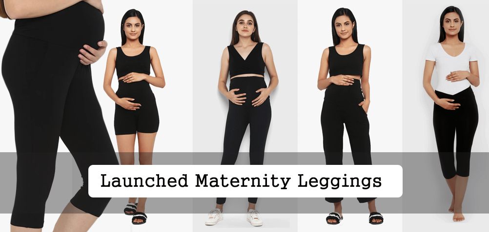 Just Launched Maternity Leggings