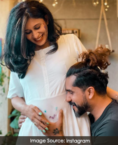 Kishwer Merchant Pregnant