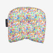 Baby Head Shape Pillow - Multi