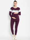 Athleisure Maternity 2pc. Loungewear Set