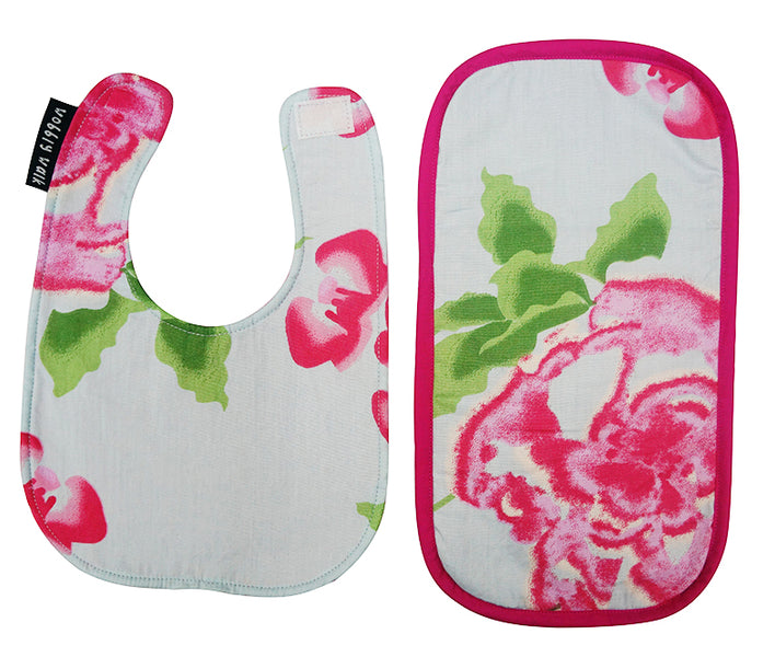 Bib & Burp Cloth
