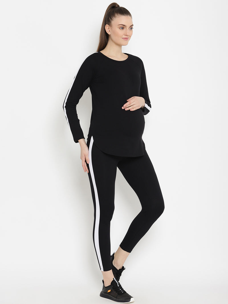 Athleisure 2pc. Maternity Loungewear Set