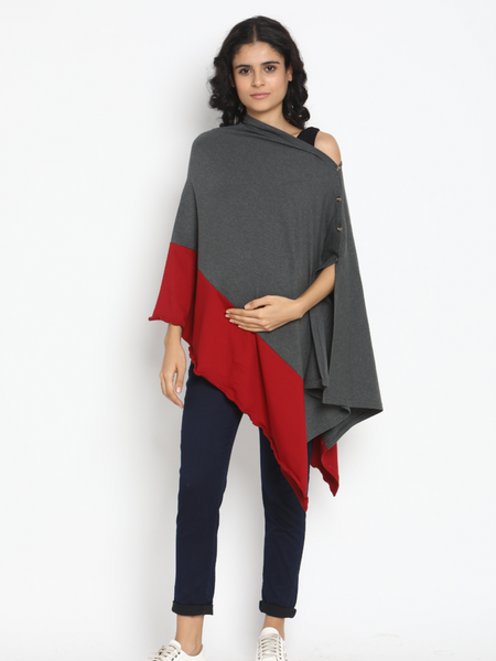 Pregnancy Nursing Poncho