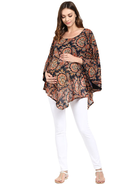 Poncho for Maternity & Nursing