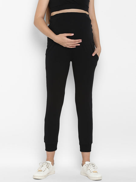 Maternity Over Belly Joggers