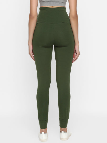 Over Bump Maternity Athleticwear Track Pants