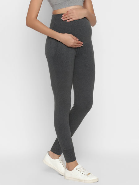 Over Bump Essential Maternity Joggers