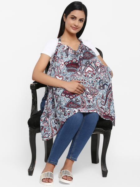 Printed Nursing Cover
