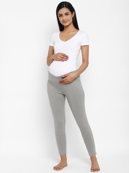 Maternity Crossover Leggings