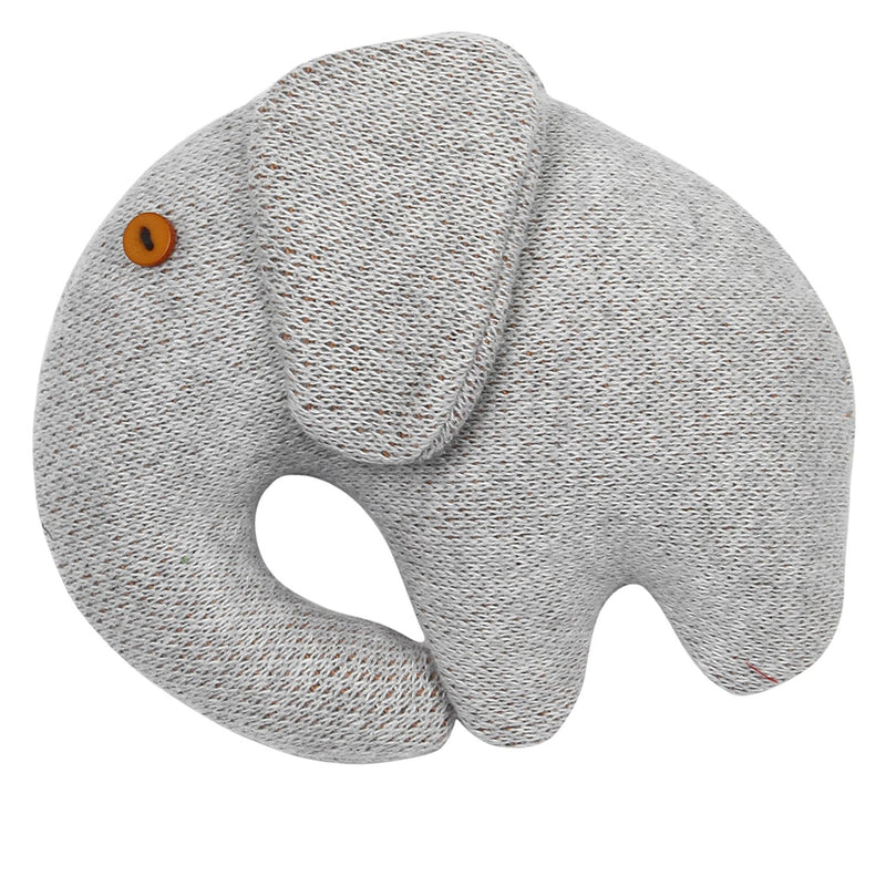 Baby Blanket with Pillow and Baby Elephant Rocket Print