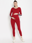 Athleisure 2pc. Maternity Activewear Set