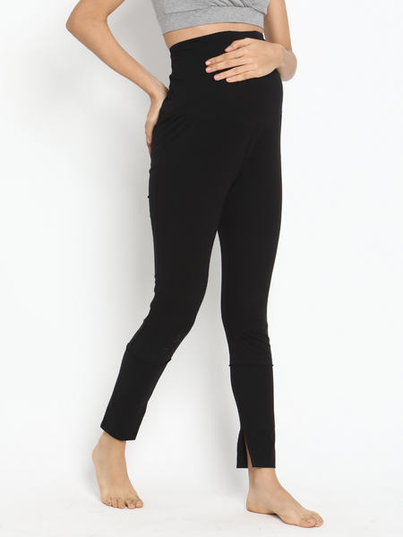 Maternity Belly Back Support Leggings