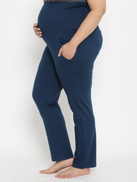 Plus Size Maternity Business Casual Pants
