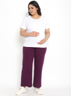 Essential Comfy Plus Size Maternity PJ Pants