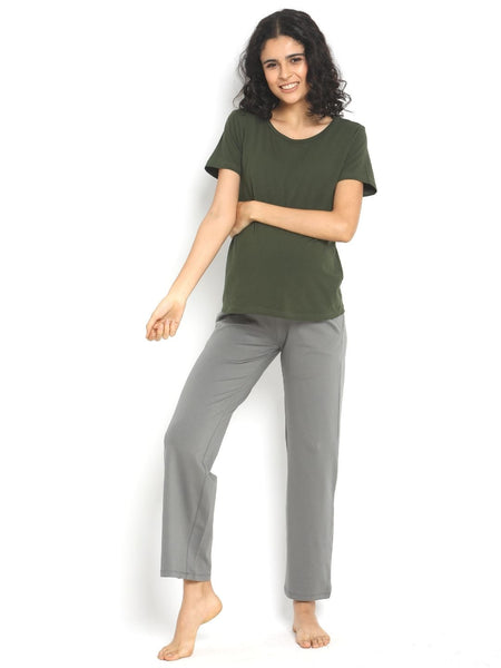 Everyday Essentials Maternity Cotton Pants