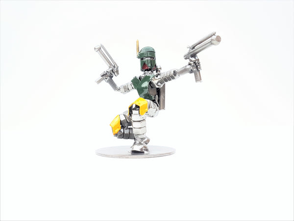 Star Wars - Boba Fett Small Collection Painted