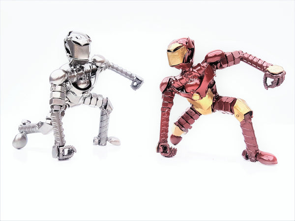 Iron Man - Small Crouching