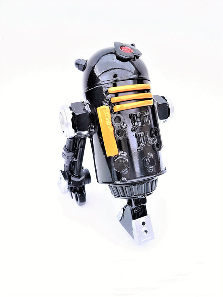 Star Wars - R2D2 Black